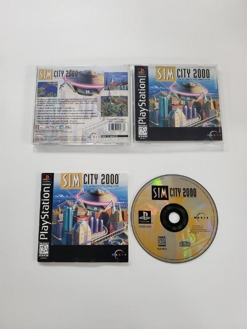 SimCity 2000 (CIB)