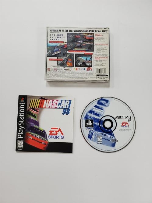 NASCAR 98 (CIB)