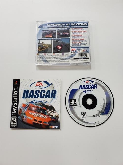 NASCAR 2001 (CIB)