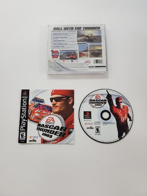 NASCAR Thunder 2003 (CIB)