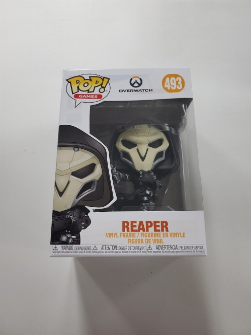 Reaper (Action Pose) #493 (NEW)
