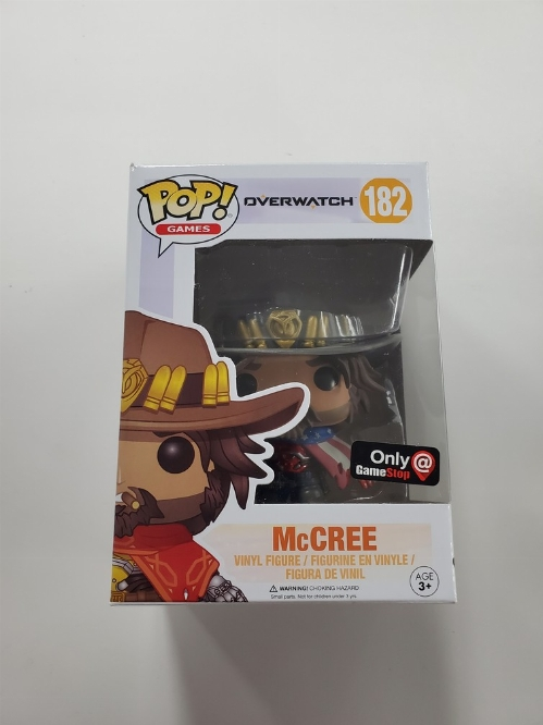 McCree (Summer Games) #182 (NEW)