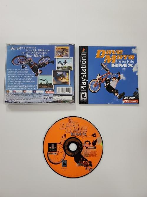 Dave Mirra Freestyle BMX (CIB)