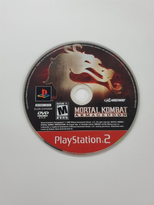 Mortal Kombat Armageddon (Greatest Hits) (C)