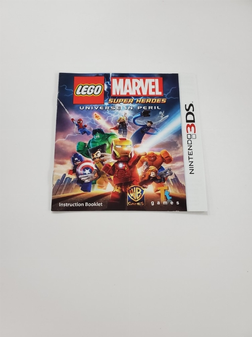 LEGO Marvel Super Heroes: Universe in Peril (I)