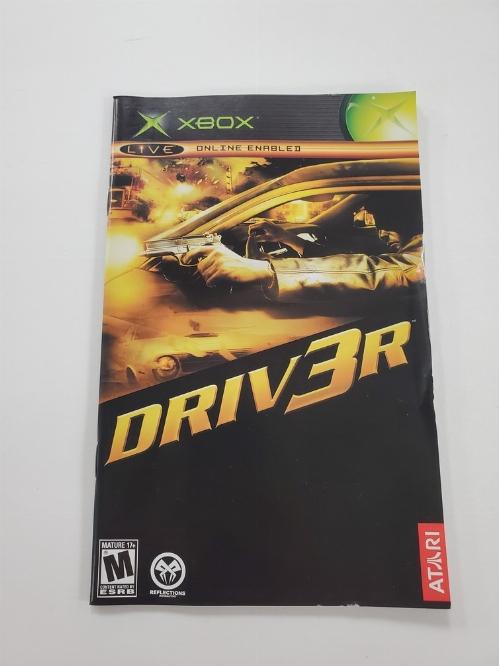 Driv3r (I)