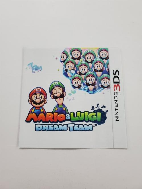 Mario & Luigi: Dream Team (I)