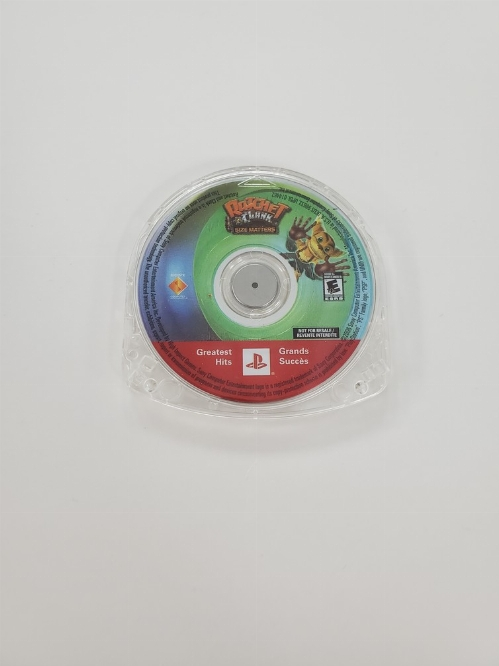 Ratchet & Clank: Size Matters (Greatest Hits) (C)