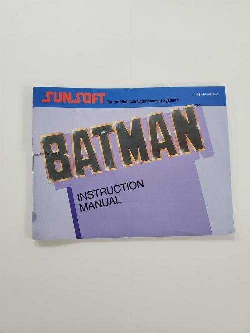 Batman The Video Game (I)