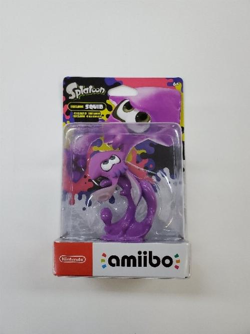Inkling Squid [Purple] [Splatoon Series] (NEW)