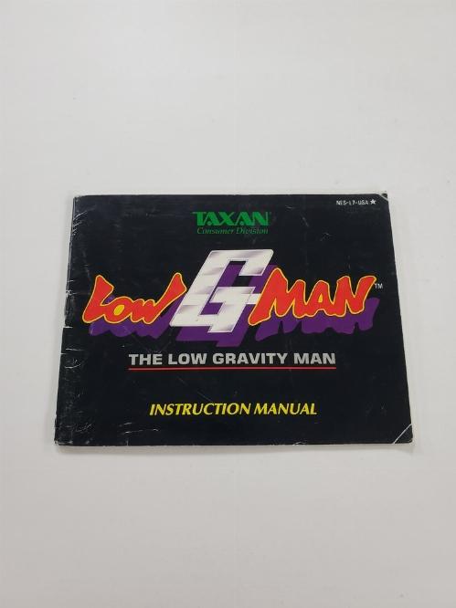 Low G Man (I)