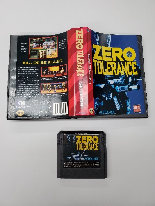 Zero Tolerance (CB)