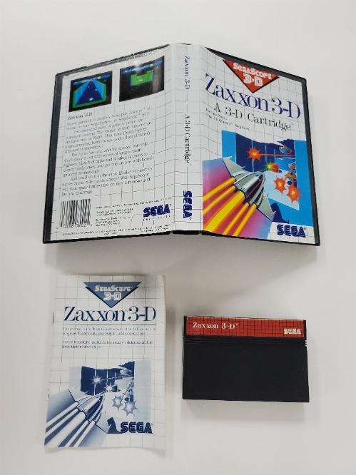 Zaxxon 3-D (CIB)