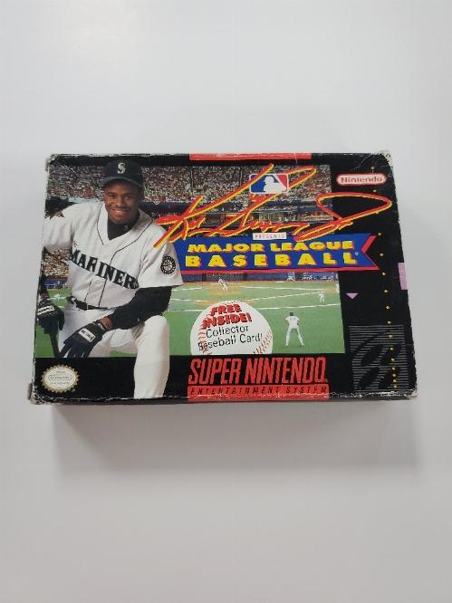 Ken Griffey Jr. Presents MLB (B)