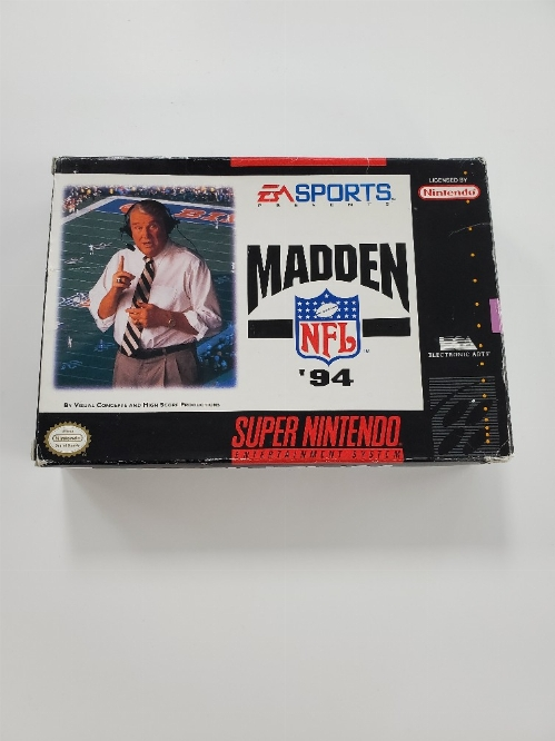Madden NFL '94 (B)