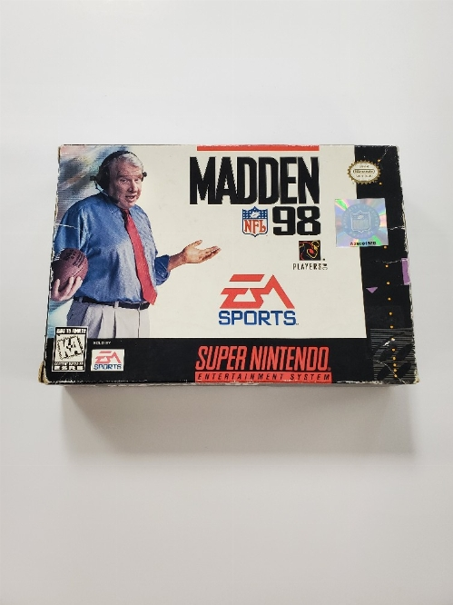 Madden NFL '98 (B)