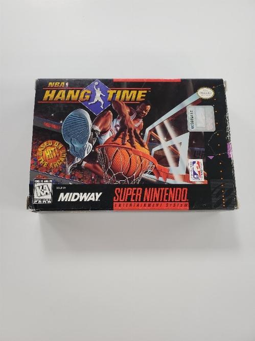 NBA Hang Time (B)