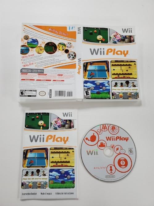 Wii Play (CIB)