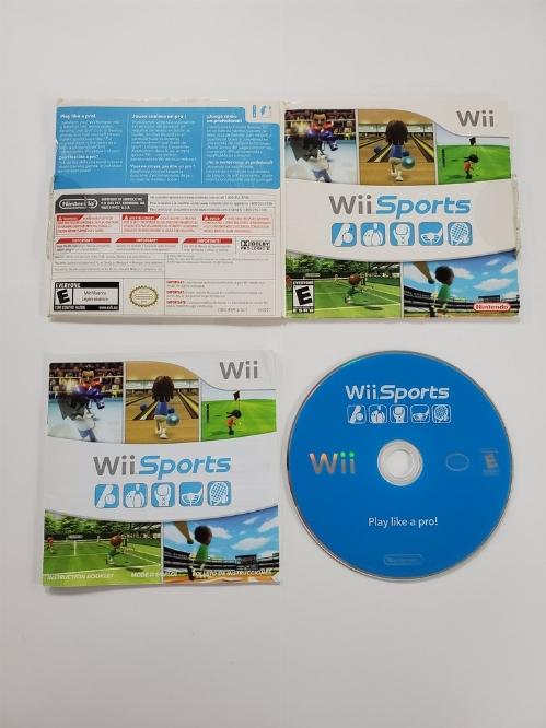 Wii Sports (Cardboard) (CIB)