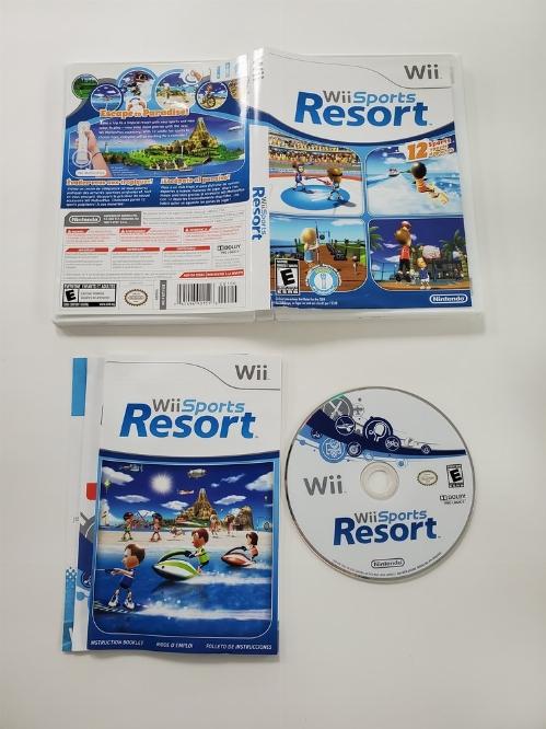 Wii Sports Resort (CIB)