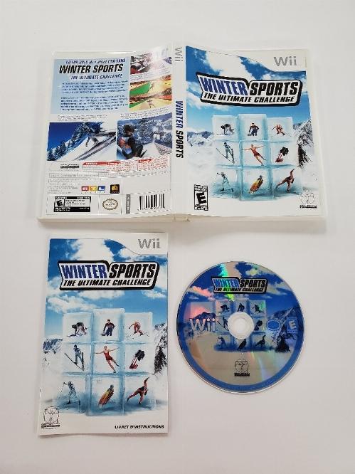 Winter Sports: The Ultimate Challenge (CIB)