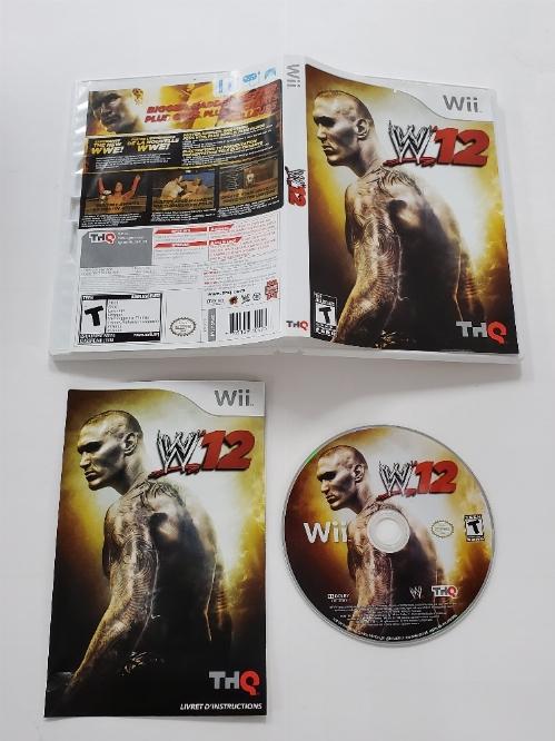 WWE '12 (CIB)