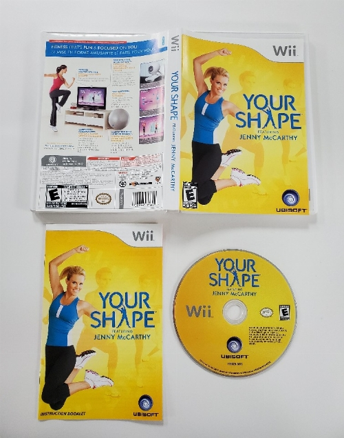 Your Shape Featuring Jenny McCarthy (CIB)
