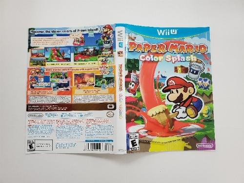Paper Mario: Color Splash (B)